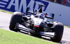 David Coulthard - McLaren / Action in Saturday Qualifying