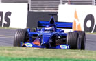 Gaston Mazzacane - Prost / Action in Friday Practice