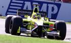 Heinz-Harald Frentzen - Jordan / Action in Saturday Qualifying
