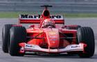 Michael Schumacher (Ferrari) / Action in Saturday Qualifying