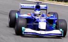Nick Heidfeld(Sauber) / Action in Friday Free Practice