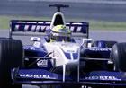 Ralf Schumacher (Williams) / Action in Sunday race
