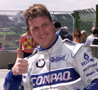 Ralf Schumacher(Williams) / Thumbs after qualifying